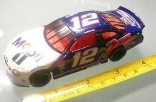 Mattel   Jeremy Mayfield   No. 12 Mobil 1 Ford Taurus  143 Scale Die Cast Replica Race Car   NASCAR