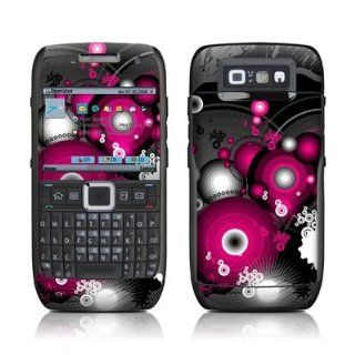 Drama Design Protective Skin Decal Sticker for Nokia E71 Cell Phone Electronics