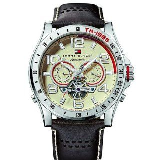 Tommy Hilfiger Men's 1790678 Automatic Stainless Steel Watch Tommy Hilfiger Watches
