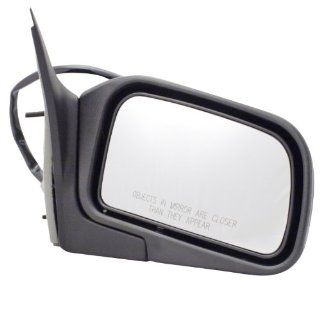 Pilot FD6609410 0R00 Ford Crown Victoria Black Power Non Heated Replacement Passenger Side Mirror Automotive
