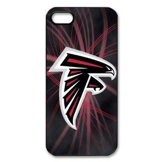 Alicefancy NFL Atlanta Falcons Team Logo For Personalized Style Iphone 5 cover Case QYF20347 Cell Phones & Accessories