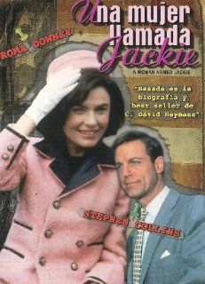 UNA MUJER LLAMADA JACKIE (A WOMAN NAMED JACKIE) TV mini series [NTSC/Region 1 and 4 dvd. Import   Latin America] (Audio English and Spanish) Roma Downey, Stephen Collins, Joss Ackland, Larry Peerce Movies & TV