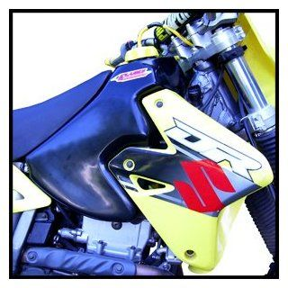 "Clarke Gas Tanks Suzuki DRZ400 ""E"" DIRT MODELS (2000 2007) ALSO KLX 400 ""R"" DIRT MODELS 3.6g   White #11479 Automotive"