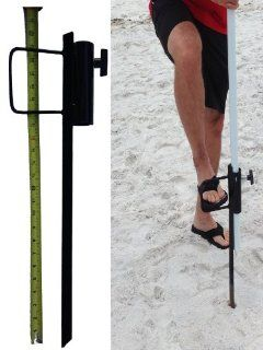 Outdoor beach umbrella stand  Great sand anchor, best wind resistant option for anyone searching for shade. Our portable base fits large and small poles such as Flag, Market, Off set, Tiki torches and Bird feeders. Light weight heavy duty metal  Patio Umb