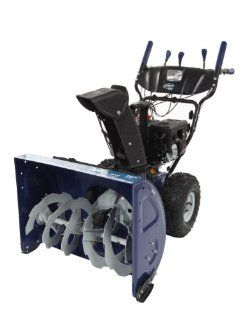 Snow Joe Pro SJ909 33 Inch 346cc Gas Powered Two Stage Snow Thrower With Electric Start (Discontinued by Manufacturer)  Patio, Lawn & Garden