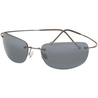 Maui Jim Kapalua Sunglasses   Titanium Polarized