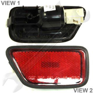 Rear Side Marker Lamp/Light Fits 1997 2001 Honda CR V Left Side (Driver's) Replaces Factory Part # 33951 S10 A01 Replaces Aftermarket Part #HO2860104 These AFTERMARKET lights have been manufactured to the highest quality control standards & they e