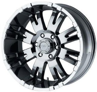 "Pro Comp Alloys Series 9001 Knight Khrome Wheel (17x8""/6x5.5"") Automotive"