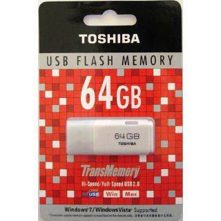 64gb Toshiba Usb 2.0 Flash Memory Stick Thumb Drive Jump Drive Computers & Accessories