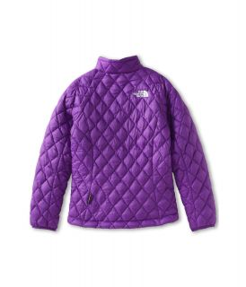 The North Face Kids Girls Thermoball Full Zip Jacket Little Kids Big Kids Pixie