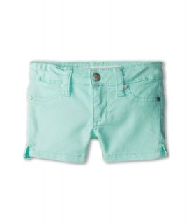 Joes Jeans Kids Girls Neon Mini Short Toddler Little Kids Green Glow