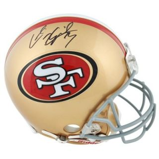 Riddell Colin Kaepernick San Francisco 49ers Autographed Pro Line Authentic Helmet