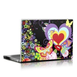 Flower Cloud Design Protective Decal Skin Sticker (High Gloss Coating) for 15 x 10.5 inch Laptop Notebook Computer Device Computers & Accessories