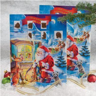 Chocolate Advent Calendars   Wisconsin Cheeseman Grocery & Gourmet Food