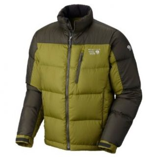 Mountain Hardwear Hunker Down Jacket   Men's Elm/Duffel X Large Sports & Outdoors