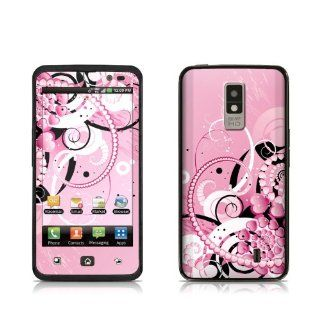 Her Abstraction Design Protective Skin Decal Sticker for LG Spectrum VS920 Cell Phone Cell Phones & Accessories