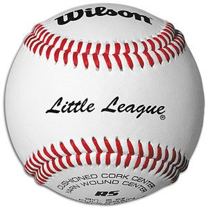 Wilson Little League Baseball   Boys Preschool   Baseball   Sport Equipment