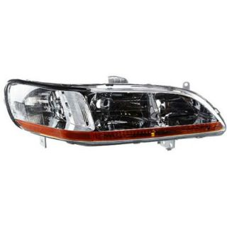 1981 1996 Lincoln Town Car Headlight   Garage Pro, FO2502141, With bulb(s), Direct fit
