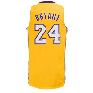 adidas NBA Swingman Jersey   Boys Grade School   Basketball   Clothing   Los Angeles Lakers   Gold