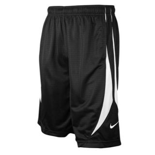 Nike Avalanche Shorts   Boys Grade School   Basketball   Clothing   Black/White