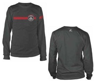 Speed & Strength Speed Shop Long Sleeve T Shirt , Gender Mens/Unisex, Primary Color Black, Size 2XL, Distinct Name Black 877332 Automotive
