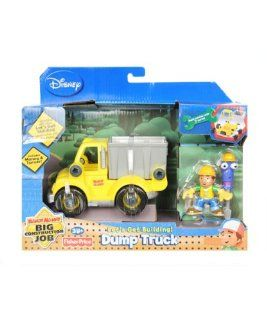Fisher Price Handy Manny Fix and Swap Dump Truck Toys & Games