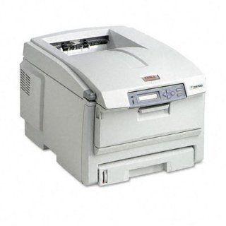 Okidata C6100HDN Color Led Printer 26PPM Hard Drive Duplex Network Printer Electronics