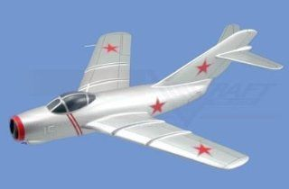 MiG 15 Fagot�  � former Soviet Union Airplane Model Toy. Mahogany Wood Model Aircraft Scale 1/28 Toys & Games