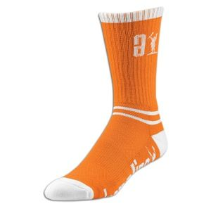 Adrenaline Lacrosse Data Socks   Mens   Lacrosse   Accessories   Orange