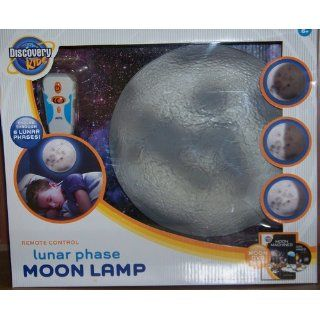 Discovery Kids Lunar Phase Moon Lamp MULTI Toys & Games