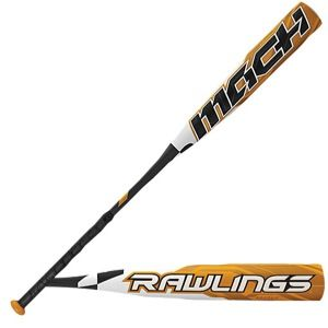 Rawlings Mach Senior League Baseball Bat   Youth   Baseball   Sport Equipment