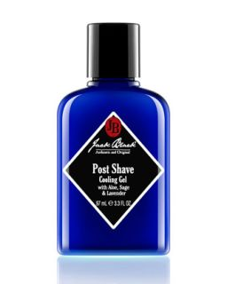 Mens Post Shave Cooling Gel   Jack Black   Black