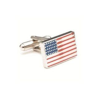Cufflinks Inc. Civil War Union Flag Cufflinks (PD US3 SL) Jewelry