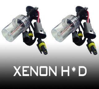 Hipro Power H7 8000K HID Xenon Replacement Light Bulbs   1 Pair Automotive
