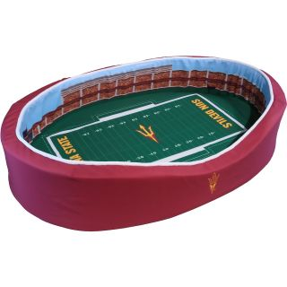 Stadium Cribs Arizona State Sun Devils Football Stadium Pet Bed   Size Medium,