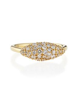 Yellow Gold White Diamond Marquise Ring   Alexis Bittar Fine   Gold (7)