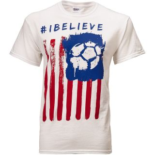 FAN FAVORITE Mens World Cup 2014 US Soccer I Believe Short Sleeve T Shirt