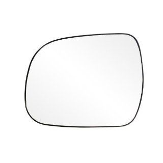 Fit System 88224 Toyota Highlander/Tacoma Left Side Power Replacement Mirror Glass with Backing Plate Automotive