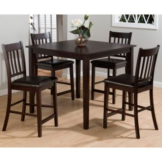Jofran Marin County 5 Piece Counter Height Dining Set   Dining Table Sets