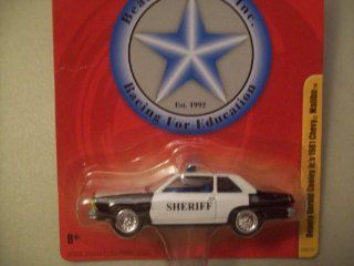 Johnny Lightning Forever R11 Deputy Gerald Cooley Jr.'s 1981 Chevy Malibu Toys & Games