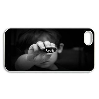 DIY Cover Proverbs and Sayings Hard Cover Cases Well known Saying Collection for iPhone 5 DIY Cover 9472 Cell Phones & Accessories