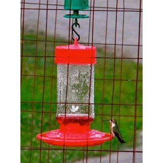 First Nature 3055 32 ounce Hummingbird Feeder  Wild Bird Feeders  Patio, Lawn & Garden