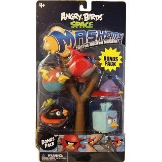 Angry Birds SPACE Mashems Bonus Pack Toys & Games