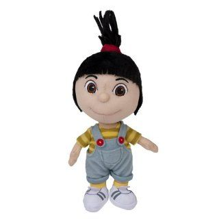 Official 2013 Despicable Me 2 Agnes Mini Plush Doll Toy Toys & Games