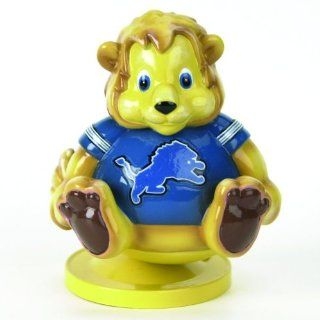 Detroit Lions Musical Mascot  Sports Fan Toy Figures  Sports & Outdoors