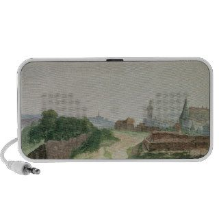 View of Nuremberg, 1496 97 Notebook Speaker
