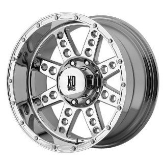 "KMC Wheels XD Series Diesel XD766 Chrome Wheel (22x14""/6x5.5"") Automotive"