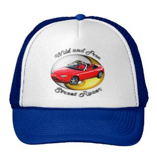 Mazda MX 5 Miata Trucker Hat