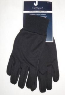 Sonoma Life + Style Men's Performance Sport Gloves (XL) at  Men�s Clothing store Cold Weather Gloves