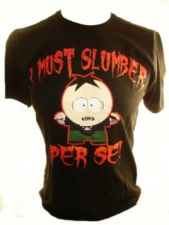 "South Park Mens T Shirt   Vampire Butters ""I Must Slumber, Per Se"" Clothing"